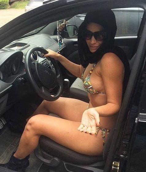 Maíra Charken - Fotos nua e pelada