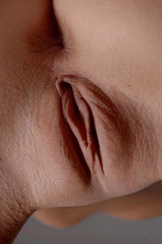 Foto de uma buceta e de um cu bem de perto